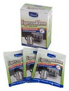 ExpressoKleen Kettle and Coffee Machine Descaler